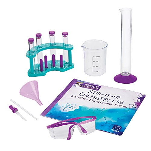 Educational Insights Nancy B's Science Club Stir-It-Up Chemistry Lab & Kitchen...