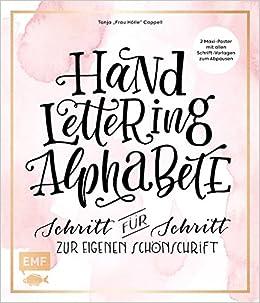 Handlettering Alphabete Schritt Fur Schritt Zur Eigenen