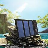 SOKOO 22W 5V 2-Port Solar Charger