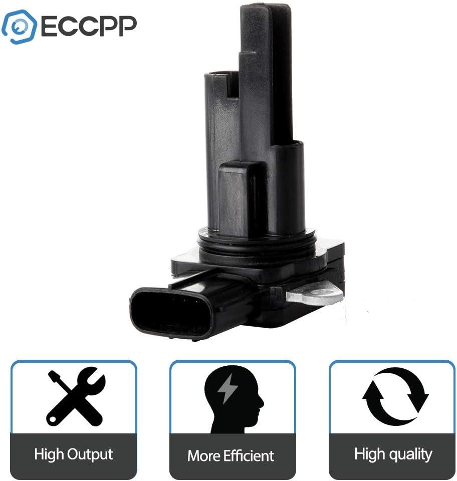 ECCPP Mass Air Flow Sensor Meter Hot Wire Sensor AFM MAF for Lexus ES350 IS250 IS350 Toyota RAV4 2007 2008 2009 2010 2012