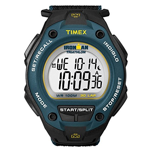 Timex Mens Ironman 30-Lap Oversized Nylon Strap Sports Watch