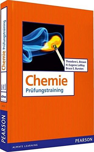 Übungsbuch Chemie: Prüfungstraining (Pearson Studium - Chemie)