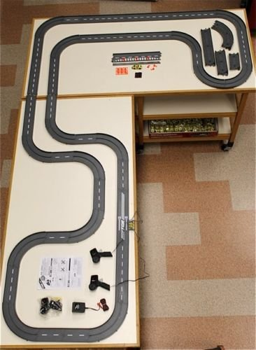 1993-unused-tyco-tcr-slotless-slot-car-total-control-race-track-set-34ft-6-vehicles