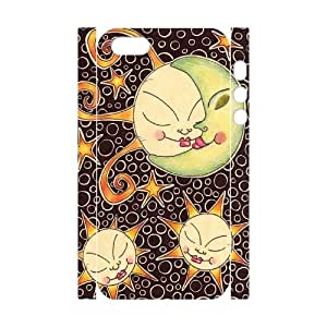 Sun and Moon DIY 3D Cover Case for iPhone 5,5S LMc-13161 at LaiMc