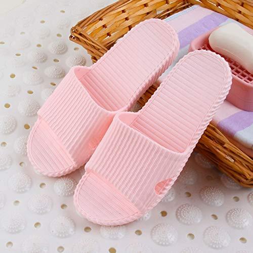 Scarpe da iniziale estate Unisex casual piatti Donna Sandali pantofole pantofole bagno Skidproof Indoor Beach Uomo bagno privato qtqSRfrzE