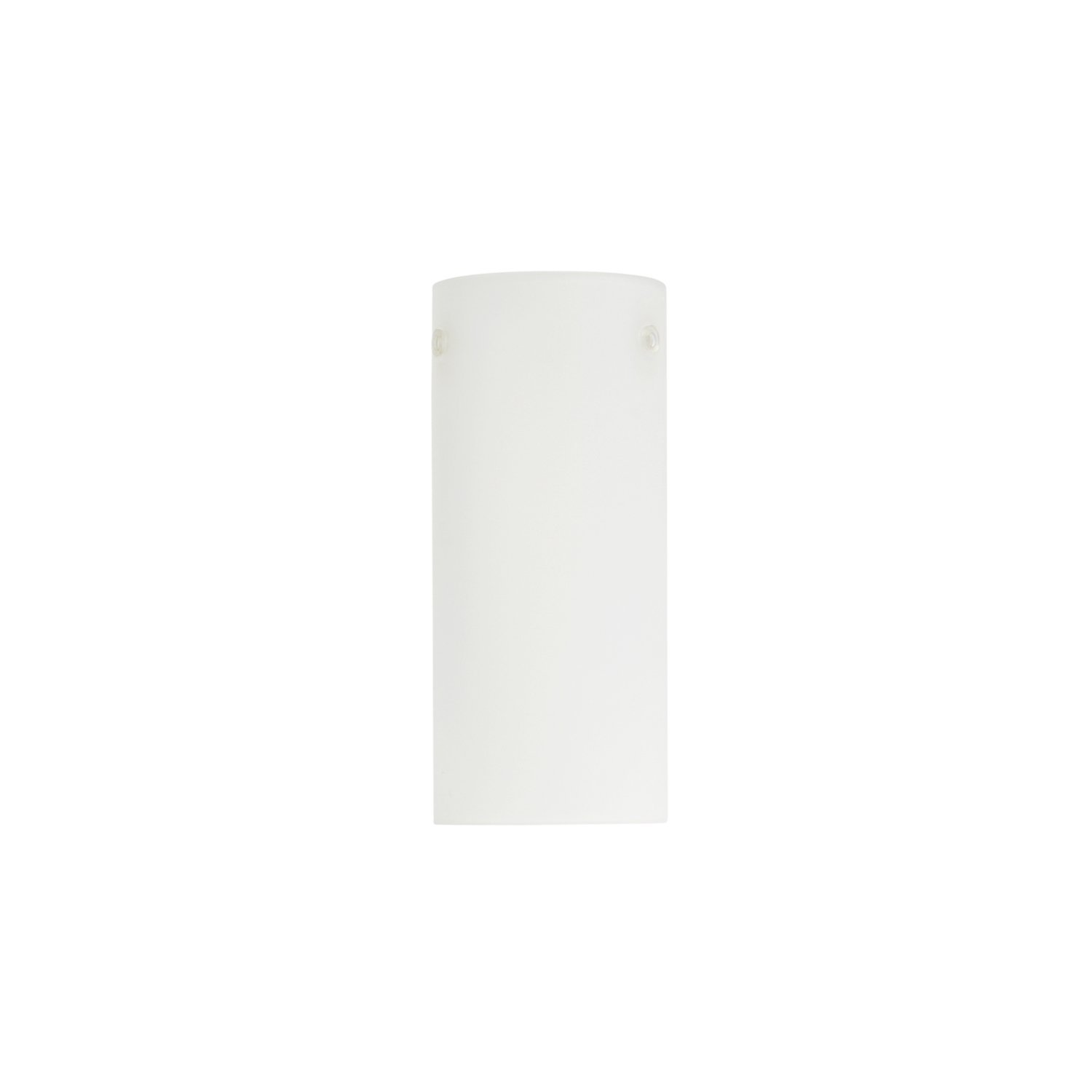 Linea di Liara Effimero Medium Frosted Replacement Glass Shade for LL-P314F by Linea di Liara