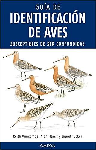 Guía De Identificación De Aves GUIAS DEL NATURALISTA, AVES: Amazon ...