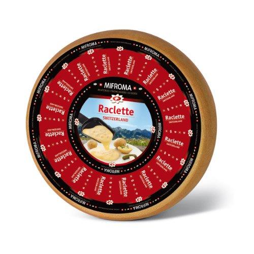 Raclette Suisse Classique - Whole Wheel (11 pound) by Raclette (Image #1)