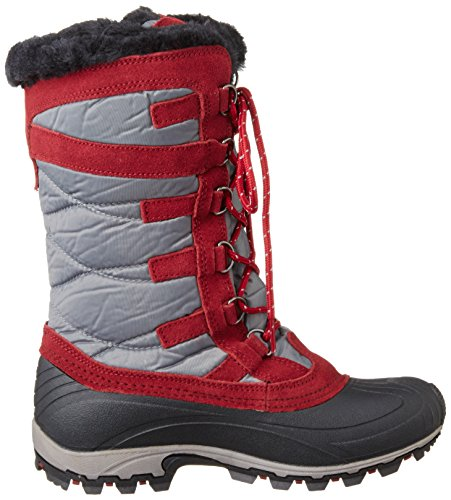 Kamik Damen Snowvalley Boot Grau