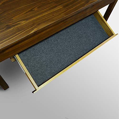 Casual Home 615-25 Kennedy Coffee Table  with Concealed Drawer, Concealment Furniture, Warm Brown by Casual Home (Image #7)
