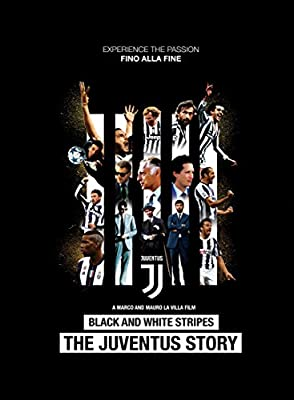 Black and White Stripes The Juventus Story DELUXE Blu-ray Set