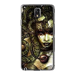 Samsung Galaxy Note3 Ndw14721DNih Allow Personal Design Colorful Rise Against Series Anti-Scratch Hard Phone Cover -DrawsBriscoe WANGJING JINDA