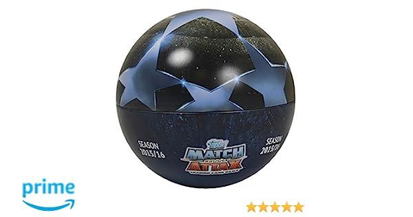Devir Topps - Bola metálica Champions League 2015/2016 (012318 ...