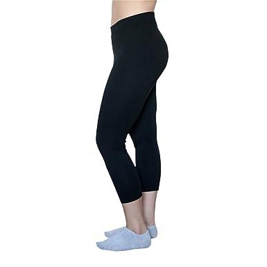 074e4c150183df Albero Damen 7 8 Leggings Bio-Baumwolle Elasthan