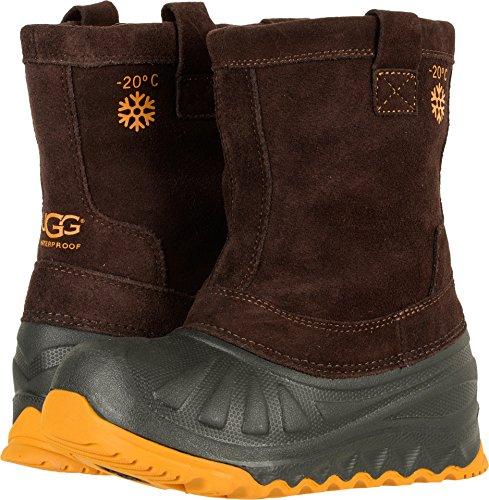 UGG Kids K Evertt Pull-On Boot, Stout, 9 M US Toddler