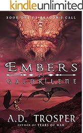 Embers at Galdrilene (Dragon's Call Series Book 1)