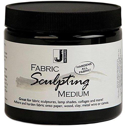 Jacquard Products CHM2200 Fabric Sculpting Medium, 16 Fluid - Shade Jacquard Fabric
