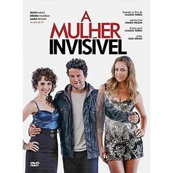 A Mulher Invisivel 1A. Temp Tv Serie Digipack - Selton Mello ...