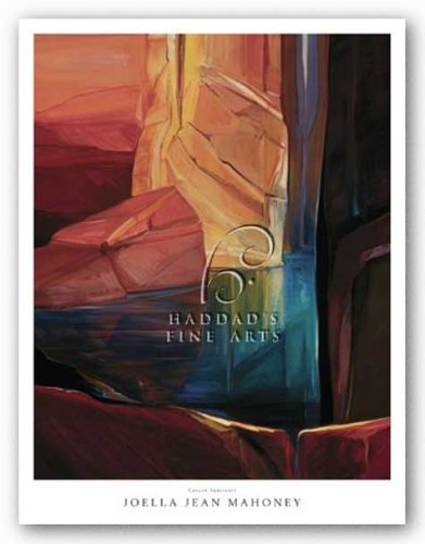 Canyon Sanctuary by Joella Jean Mahoney 24