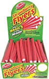 FLYERS Strawberry Liquorice with Strawberry Crystal Centre 60 Pieces