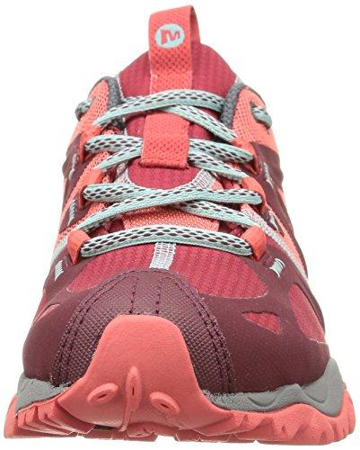 Merrell Grassbow Sport - Zapatillas de Senderismo de material sintético mujer Red