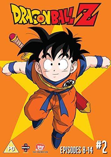 Dragon Ball Z: Season 1 - Part 2 [DVD] (Dbz Tv Online)