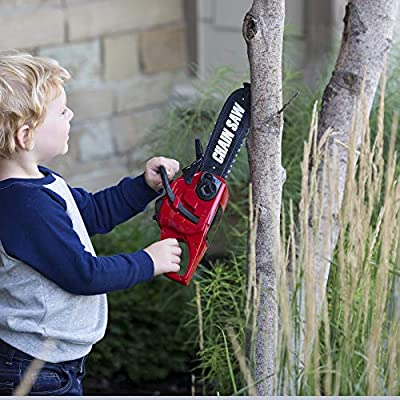 Fat Brain Toys Chainsaw Pretend Play Toy Imaginative Play for Ages 3 to 5: Toys & Games