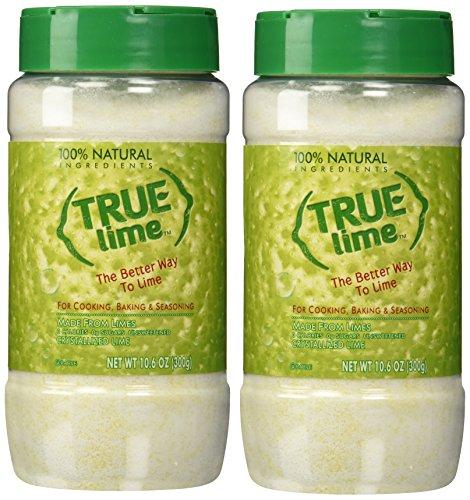 True Lime 10.6oz Shakers 2 pk (Juice Lime Powder)