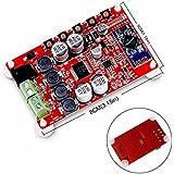 ELEGIANT TDA7492P Amplificatore Wireless Mini Bluetooth 2x25W CSR4.0 Hifi Stereo Audio Ricevitore Scheda di Amplificazione a Doppio Canale Modulo Bordo Digital Amplifier Amp con Protezione ACRL Box Nessun Caso
