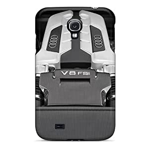 New Arrival Cover Case With Nice Design For Galaxy S4- V8 Fsi