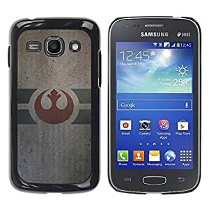 Impact Case Cover with Art Pattern Designs FOR Samsung Galaxy Ace 3 Star Wars Alliance Betty shop