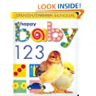 Happy Baby 123 Spanish/English Bilingual (English and Spanish Edition)