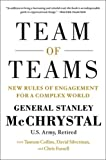 Book cover for Team of Teams: New Rules of Engagement for a Complex World