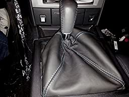 Dodge Charger 2005-10 shift boot (AUTO) by RedlineGoods
