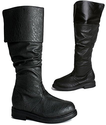 Renaissance Western Steampunk Assassin's Creed Medieval Cosplay Halloween Men's Boots
