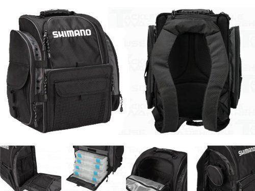 Shimano Blackmoon Medium Fishing Backpack