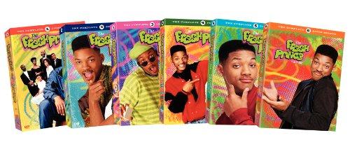 Fresh Prince of Bel-Air, The: Seasons 1-6 (6 Pack) (The Fresh Prince Of Bel Air All Seasons)