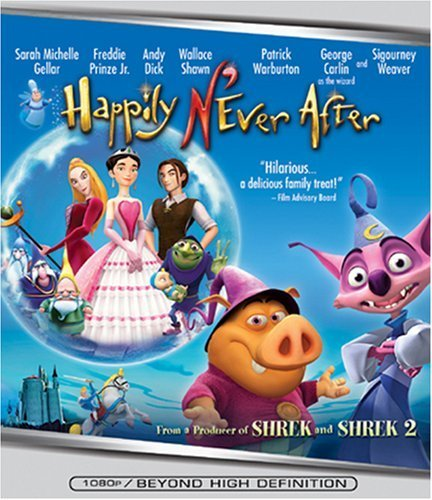 Happily N'Ever After [Blu-ray] by Lions Gate