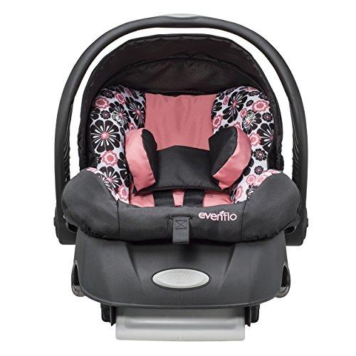 evenflo embrace lx infant car seat penelope import it all. Black Bedroom Furniture Sets. Home Design Ideas