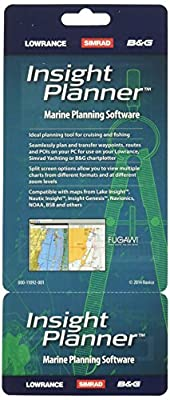 Lowrance 000-11092-001 Insight Planner PC Software