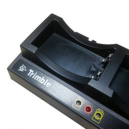 TRIMBLE Dual Charger for TRIMBLE 5700/5800/R8/R7/R6 GNSS GPS Battery