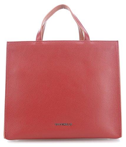 rouge à Soft brun Tahlia Sac Coccinelle main X6Fqxw