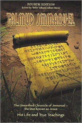 Book Talmud Jmmanuel