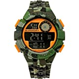 Montre Superdry Radar Rescue Vert Camouflage