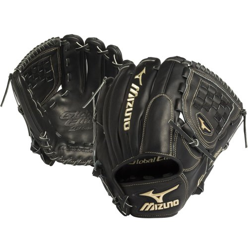 Mizuno GGE10VBK Global Elite VOP Baseball Fielder's Mitt