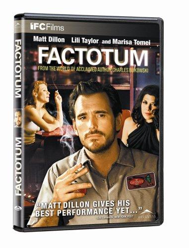Factotum (Dvd Trees Lounge)