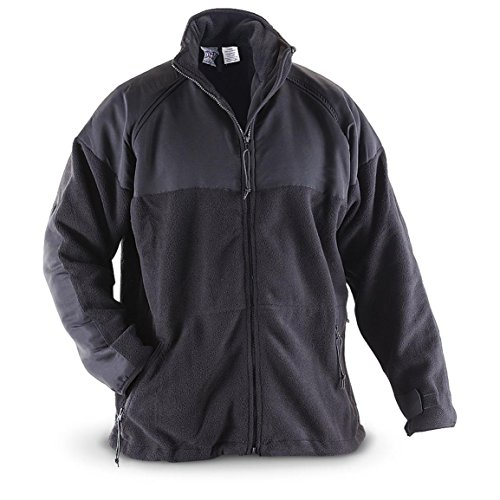 Military Outdoor Clothing Polartec Fleece Jacket (Large), -