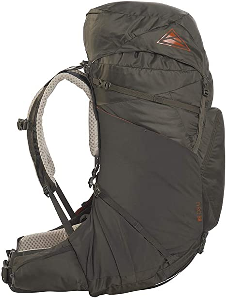 Hiking Backpacking /& Travel Backpack Kelty Zyro 64 Women/'s Hiking Backpack Hydration Compatible