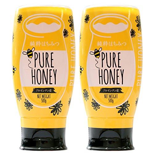Honey shop [Kano bee] Argentina pure honey PURE HONEY 500g X2 Set of ripe of pure honey (check valve - Shop Argentina Online