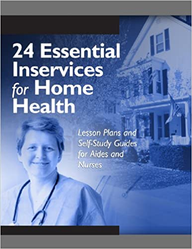 photograph about Free Printable Inservices for Home Health Aides named 24 Very important Inservices for Residence Exercise: Lesson Packages And
